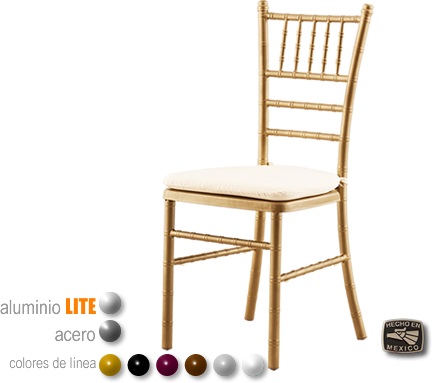 Sillas para mesa redonda